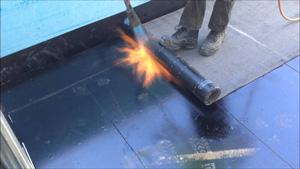 waterproofing roof